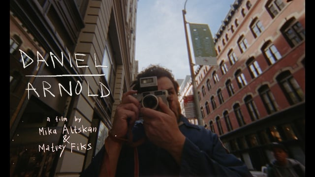 Daniel Arnold - Odds and Ends